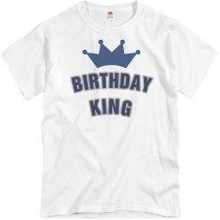 Birthday King Tee
