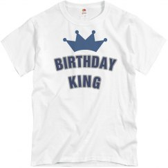 Birthday King Tee
