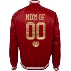 Baseball/Softball Mom Of Custom #