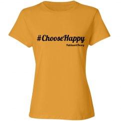 #ChooseHappy