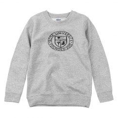 Youth Rose University Crewneck Sweatshirt