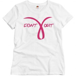 Don't Quit Breast Cancer New View