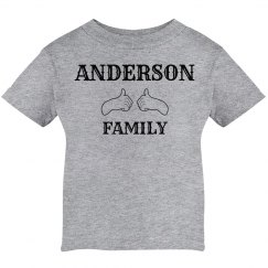 Anderson family