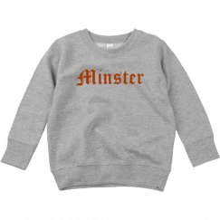 Minster toddler crewneck