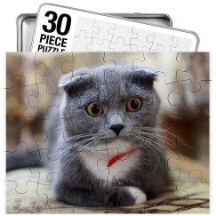 Kitty Kat 30 Piece Jigsaw