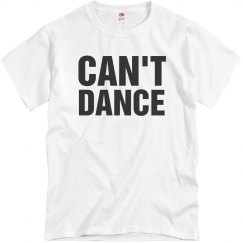 Can't Dance