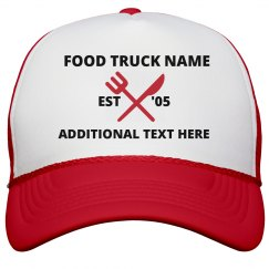 Food Truck Hat
