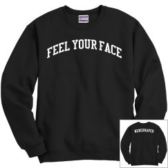 Feel your face