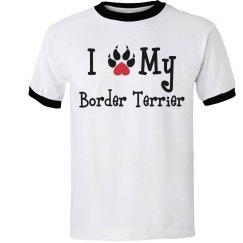 Love my Border Terrier