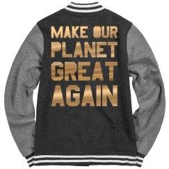 Metallic Make This Planet Great Again