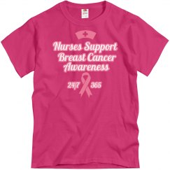 Nurses/Breast Cancer