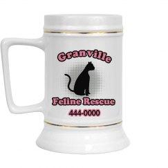 Feline Rescue Mug