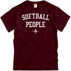 Softball people