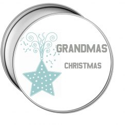 Grandmas Christmas Tin