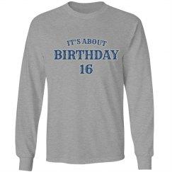 birthday 16