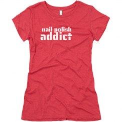 nail polish addict