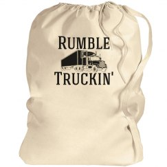 Rumble Truckin' Laundry Tote