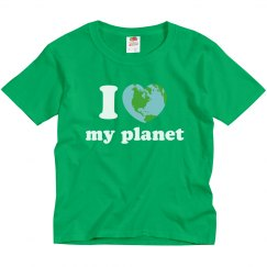 I Heart My Planet