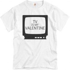 TV is my valentine