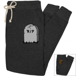 Coffin Booty Joggers