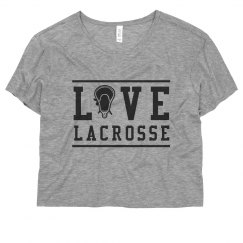 Trendy Love Lacrosse