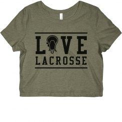 Trendy Love Lacrosse