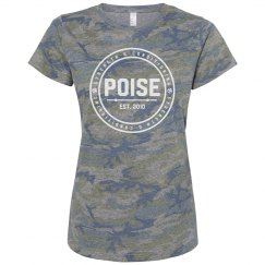 Poise athletic T