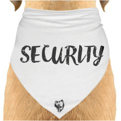 Security dog hanky