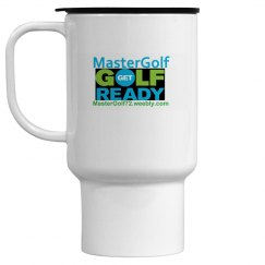 MasterGolf - Travel Coffee Mug