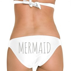 Starfish Mermaid Bikini Bottom