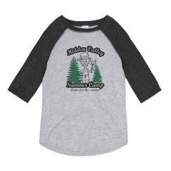 f62a4673 Funny Summer Camp · Funny Summer Camp. $27.97. Youth Vintage 3/4 Sleeve  Raglan Tee