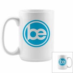 15 ounce BE coffee mug