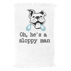 Dog Face Towel