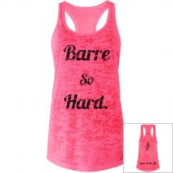 Barre So Hard Burnout