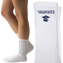 graduation socks