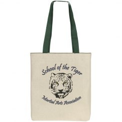 Liberty Tote Bag with Logo