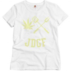 JDGF SHIRT ladies light yellow