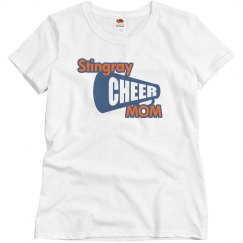Stingray Cheer Mom