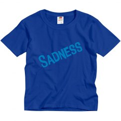 Kids Sadness Costume
