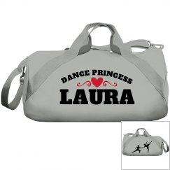 Laura, dance princess
