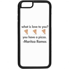 you have a pizza iPhone6