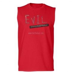 Evil Sleeveless Tee