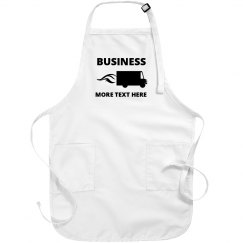 Custom Food Truck Apron
