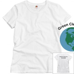 Green Clean Inc. w/ Back