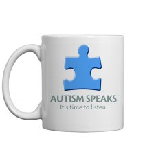 Autism Speaks Mug