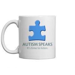 Autism Speaks Mug