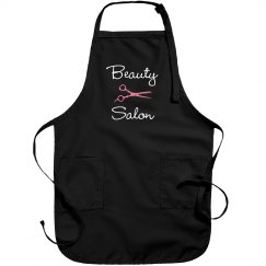 Custom Beauty Salon Apron