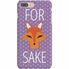For Fox Sake Cases