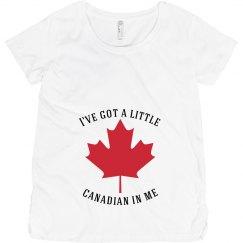Little Canadian in me
