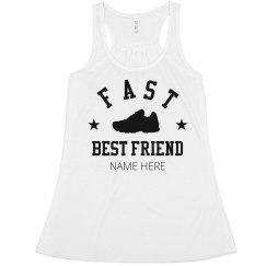 Custom Sports Fast Bestfriend